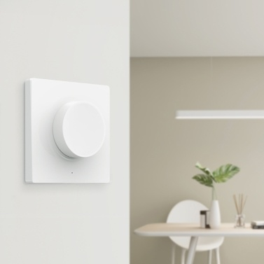 Xiaomi Yeelight YLKG08YL 3.3V 80W(Max.) BT Connected Intelligent Wall Switch