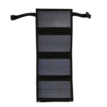 5V 20W USB Solar Powered Energy Cell Charger with Chargeing Cable