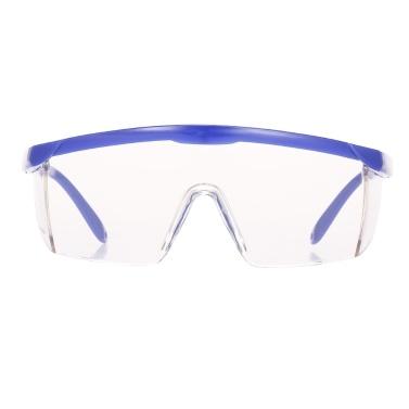 Schutzbrille Schutzbrille Tropfensicher Sand Wind Staubbeständige Arbeitsbrille zum Schutz der Augen