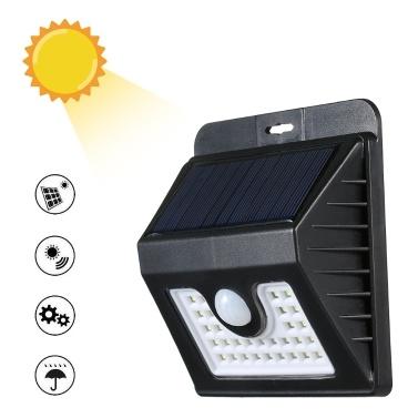 30 LEDs Solar Power PIR Motion Sensor Applique murale étanche seulement € 7,74