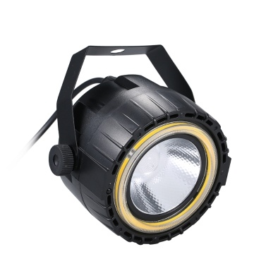 58% off RGB+Yellow LED Stage Light Mini Par Lights DMX 512 Dream Lamp,limited offer $19.99