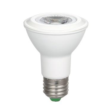 A C 85-265 V 10 W L-ED RGB+Warm White Bulb with Remote Control Controller