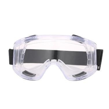 Schutzbrille Klare Schutzbrille Tropfensichere Schutzbrille Sand Wind Staubbeständig für den Augenschutz