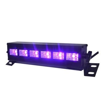 9/12 LED Disco UV Violet Schwarzlicht