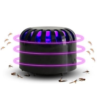 DC5V USB-betriebene Moskito-Killerlampe Elektronischer UV-Bug-Zapper mit Saugventilator Insektenfalle Anti-Moskito-Dispeller
