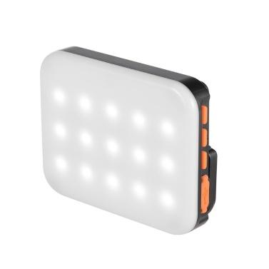 USB Live Camera Meeting Fill Light Mini LED Photography Lampada Tenda Luci Luci da campeggio