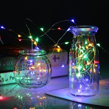 10M 100 LEDs Sound Activated Music String Lights