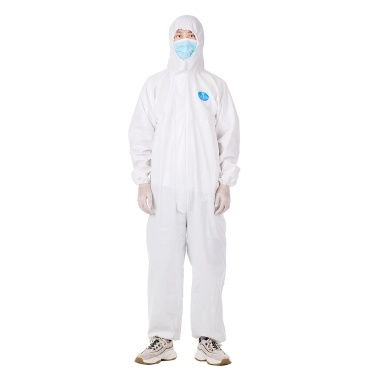 Overall Medical High Antibacterial Wiederverwendbarer Isolationsanzug
