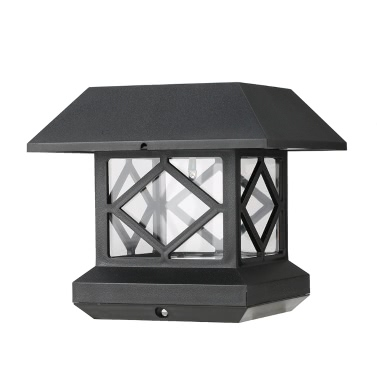 36% OFF IP65 Water Resistant Outdoor Solar Powered Light Sensor,limited offer $10.99