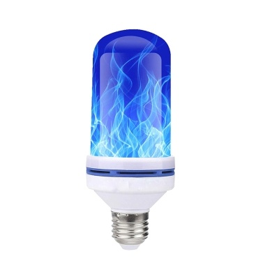 AC85-265V 6W Flame Effect Fire Light Bulb