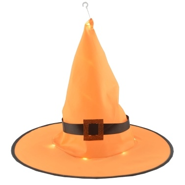 Tragbarer Beleuchtungshut Halloween Dress Up Hat