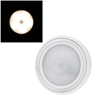 Mini movimento do corpo humano do PIR e luz da noite do diodo emissor de luz do sensor da luz