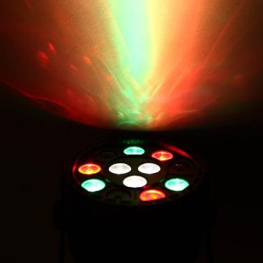 Lixada LED Stage Light