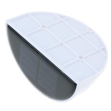 Lixada Solar Power Wireless LED Wall Lamp