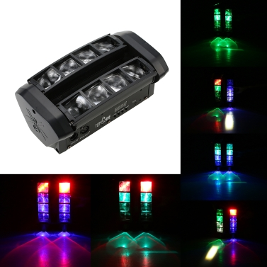 63% OFF Tomshine 40W Head Moving RGBW LED Stage Light,limited offer $59.99