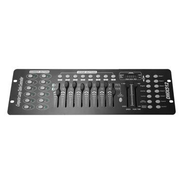 DMX 512 Console Stage DJ Licht Stage Controller Beleuchtung Party Pub Night Club DJ KTV