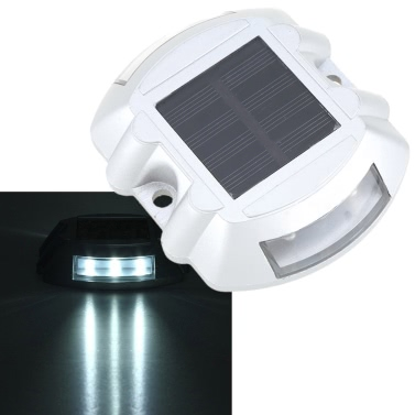 Solar Powered Lighting Sense LED Road Stud Lamp,limited offer $10.99
