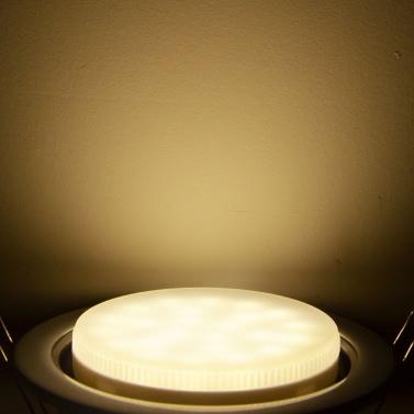 Lixada GX53 LED Strahler Lampe