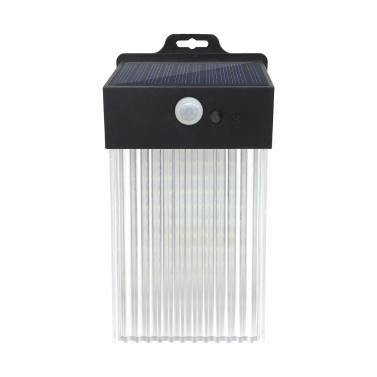Sensor de movimento da lâmpada solar de 50LEDs
