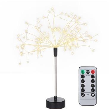 120 LEDs Branch Tree Lights Tischlampe Herzstück Indoor Outdoor Künstliche Dekoration