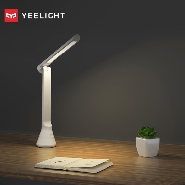 Yeelight YLTD11YL Tragbare wiederaufladbare USB-Tischlampe Kleine faltbare Schreibtischlampe (Xiaomi Ecosystem Product)