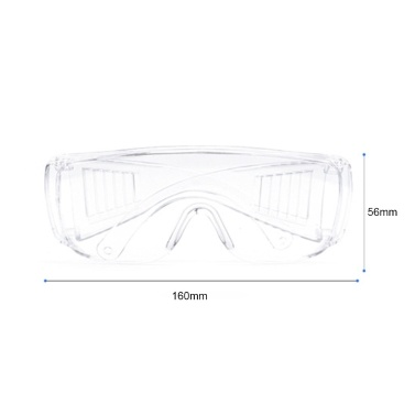 Safety Glasses Goggles Anti-spit Antisand Windproof  Dust-proof Goggles Protective Working Eyewear for Cycling Doctor Lab Workers