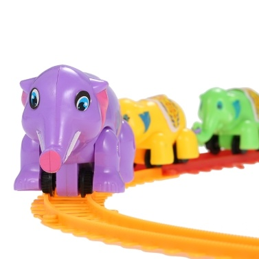 57% OFF Electric Elephant Train Toy,limited offer $6.49