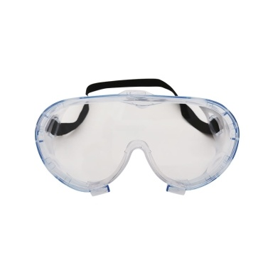 Óculos de segurança protetores Reutilizáveis Ventilador reutilizável Transparente Limpar Anti-Fog Anti-Splash Eyewear