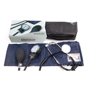 Manual blood pressure watch with stethoscope blood pressure meter____Tomtop____https://www.tomtop.com/p-md2311.html____