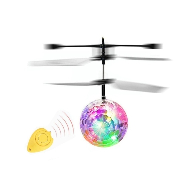 59% OFF Induction flash flying Magic crystal ball,limited offer $4.99