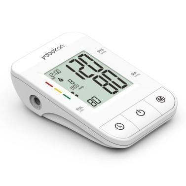 Upper Arm Automatic Blood Pressure Monitor Digital Sphygmomanometer Blood Pressure Meter Voice BP Machine