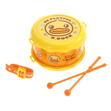 Baby Drum Kids mit Sticks Musical Percussion Instrumente früh lernen Bildung Spielzeug