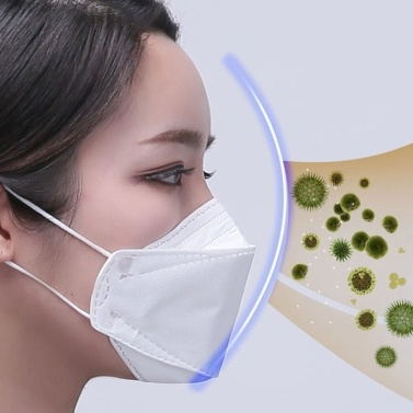 20PCS KF94 Mask Triple Filter Face Mask