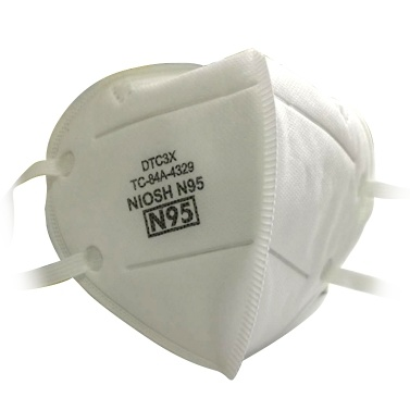 56% OFF 20Pcs Disposable N95 Respirator