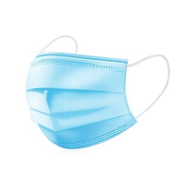 20 Pçs / saco 3 Camadas Descartável Boca-mufla Máscara Facial Máscara Homens Mulheres Máscara Anti-fog Máscara Respirável