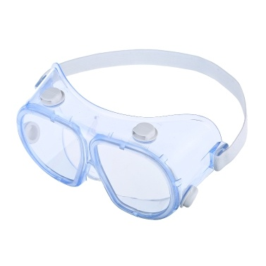 Einweg-Schutzbrille Verstellbare Augenbrille Augenschutz vor fliegenden Partikeln Spritzer Spritzer
