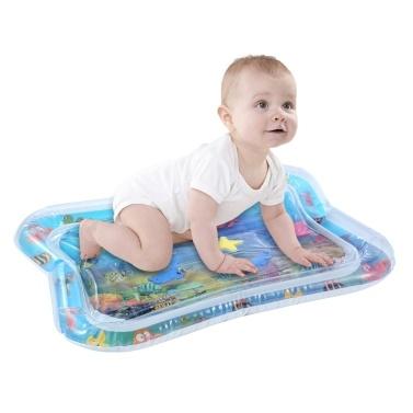 les tapis gonflables pour bébés pour b
