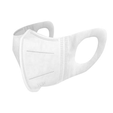 FFP2 KN95 Máscara Facial de Segurança 4 camadas Anti Gota de Partículas de Pólen À Prova de Poeira Proteger Trato Respiratório Atividades Ao Ar Livre 50 Pçs / caixa