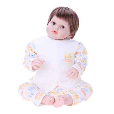 Baby Clothes Set 2pcs Unisex 100% Cotton Baby Outfits Clothing Long Sleeve Tops Long Pants Spring Summer Autumn Winter For Baby Girl Boy Tree Pattern Blue 0-3M