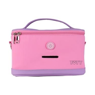 Multifunktionaler UV-Reiniger UVC-Lichtreinigungsbox Ultraviolett Tragbare Tasche