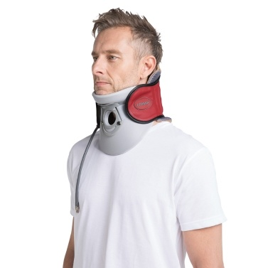 LEAMAI Inflatable Medical Neck Cervical Traction Device Relief Neck and Upper Back Pain Portable Home Use Cervical Vertebra Tractor