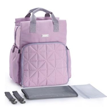 Wickeltasche Rucksack Multi-Funktions-wasserdichte große Kapazität Wickeltaschen