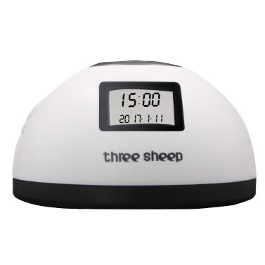 Baby-Schlaf-Sound-Maschine mit 8 Soothing Sounds Timer Wecker