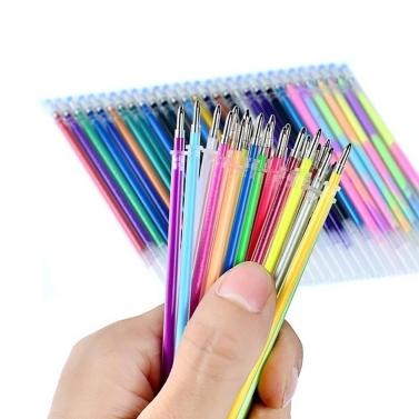 Bonbonfarben Minen Neon Glitter Pastell Art Pen