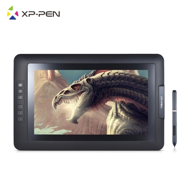 XP-Pen Artist 13.3 1080P HD IPS Graphics Drawing Monitor Battery-free Passive Pen Tablet   Display 2048 Pressure Level Type-C USB for Windows Mac