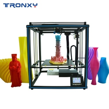 Tronxy New Upgraded High Accuracy 3D Printer DIY Kit Was: $536.43 Now: $369.99 and Free Shipping.