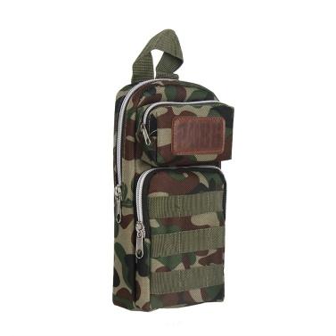 Camouflage-Stil Federmäppchen Federbeutel