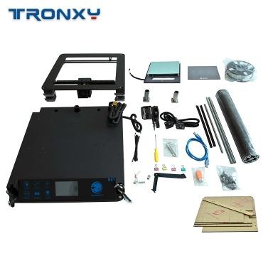 Hochpräziser 3D-Drucker Tronxy D01 mit Acrylmaske