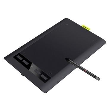 Kit scheda grafica Acepen AP1060 professionale da 10 * 6 pollici con tavoletta grafica per tavoletta grafica