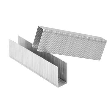 1000pcs / Box Silver Staples Heften Nagel 12,85 * 23mm max. 200 Blatt Kapazität